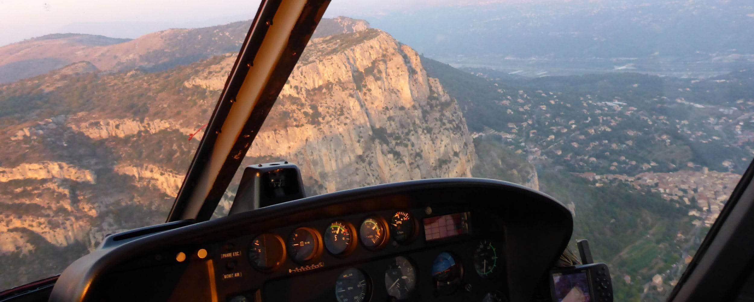 Helicopter transportation - Lesgeckos