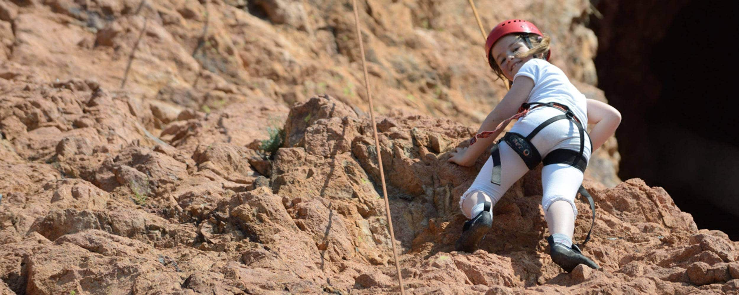 Rock Climbing south of France
