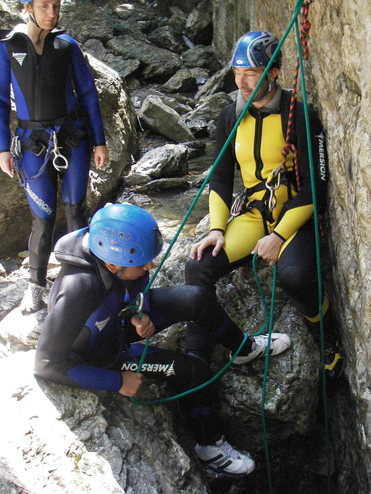 Canyoning Bollene Vesubie Valley - Lesgeckos