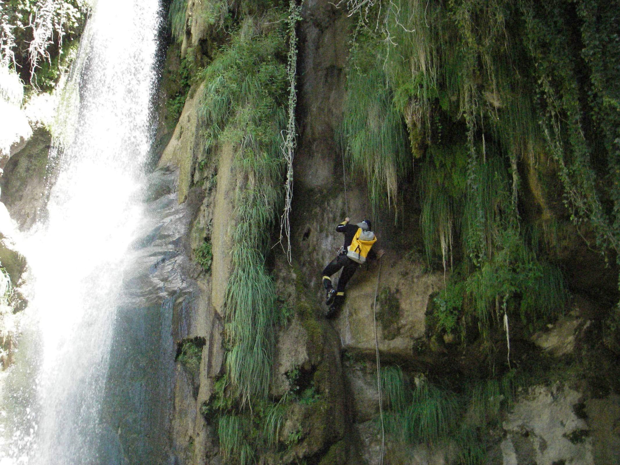 Canyoning Cuebris - Esteron Valley - Lesgeckos