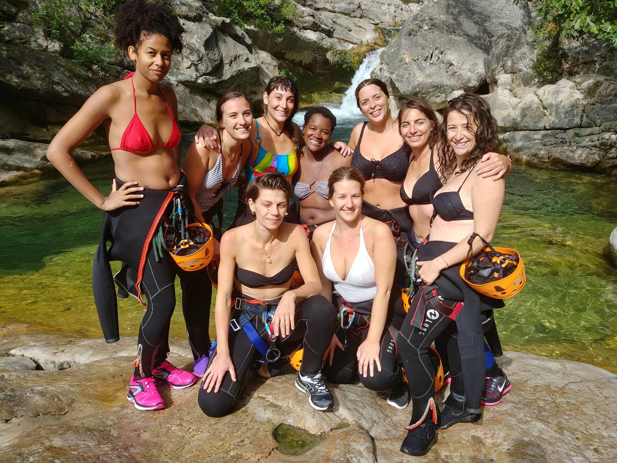Sport Activities for Bachelorette Parties - LESGECKOS